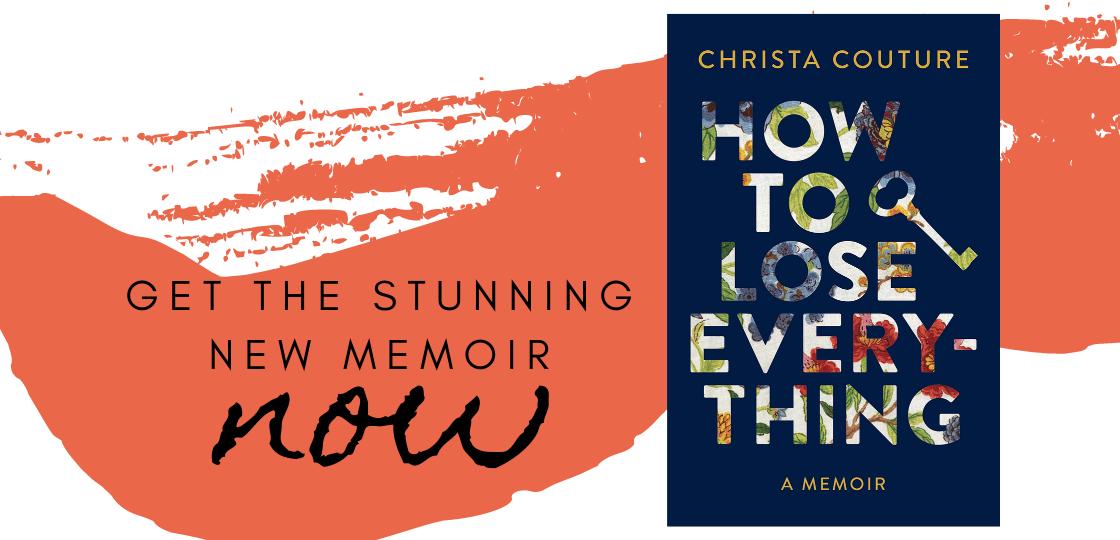 Get the stunning new memoir now